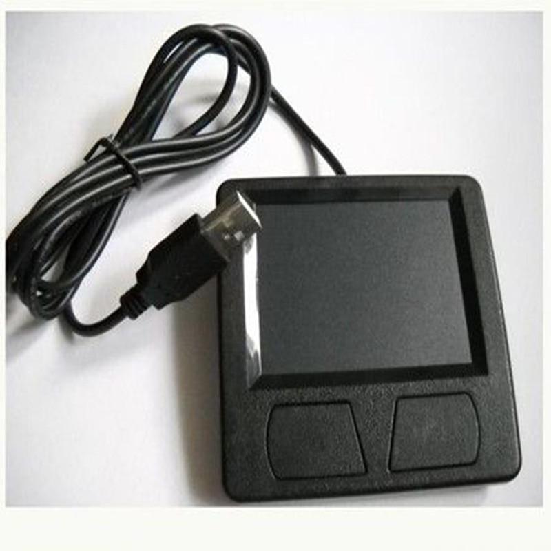 Nuevo ratón táctil portátil USB2.0, El touchpad Explorer touch mouse para Diseño Industrial PC WINDNOWS PC