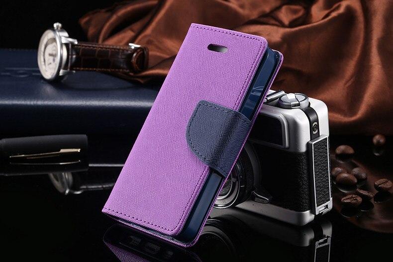 Podwójny kolor klapki skóra telefon torba case dla iphone 6 7 6 s plus 5 5S se gniazda kart + stojak kabura pokrowiec case dla iphone 7 6 6 s 28