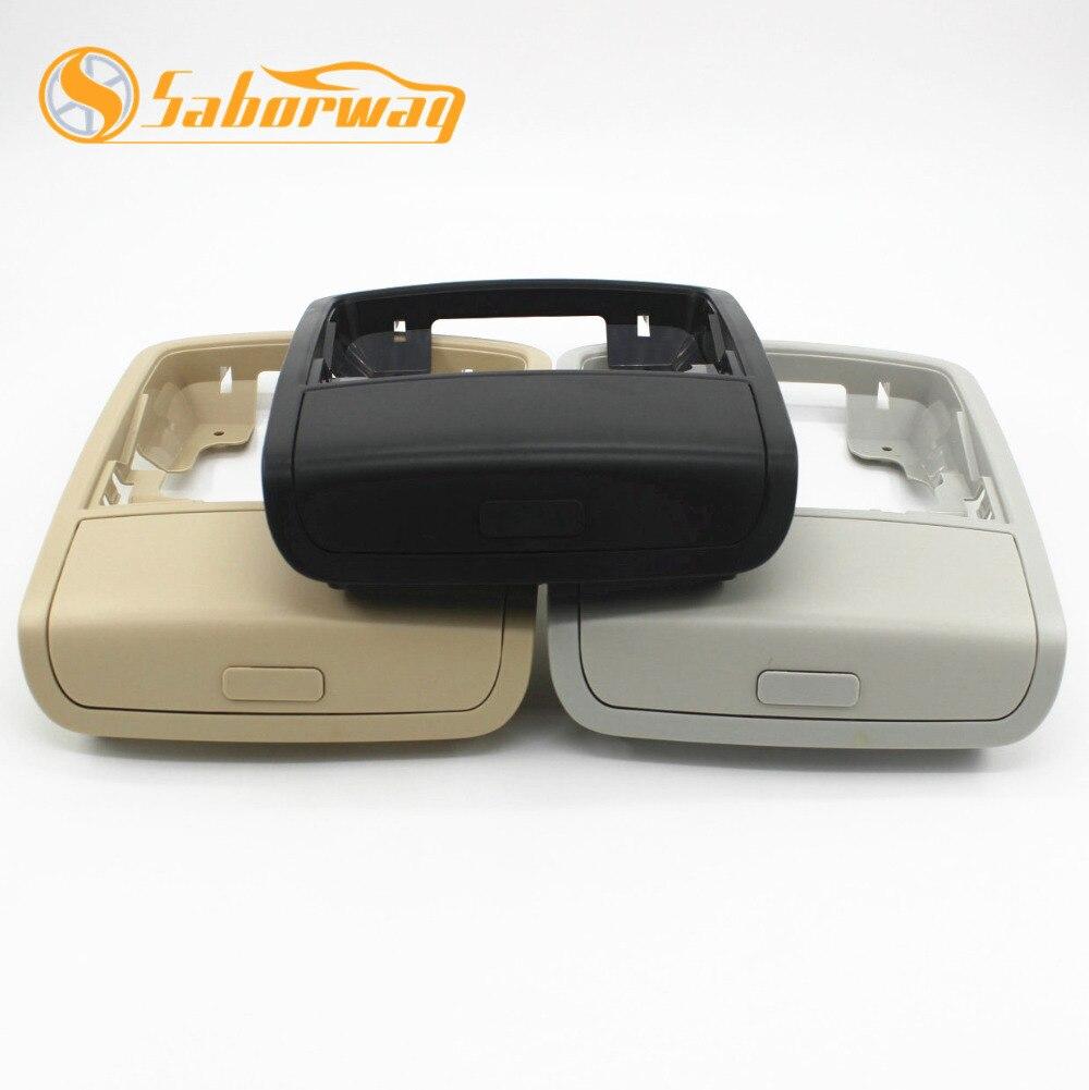 Saborway Center Sunglasses Box Sun Glasses Case Eyeglasses Container  for Passat B7 2011 2013-17 56D 868 837 A 56D868837A
