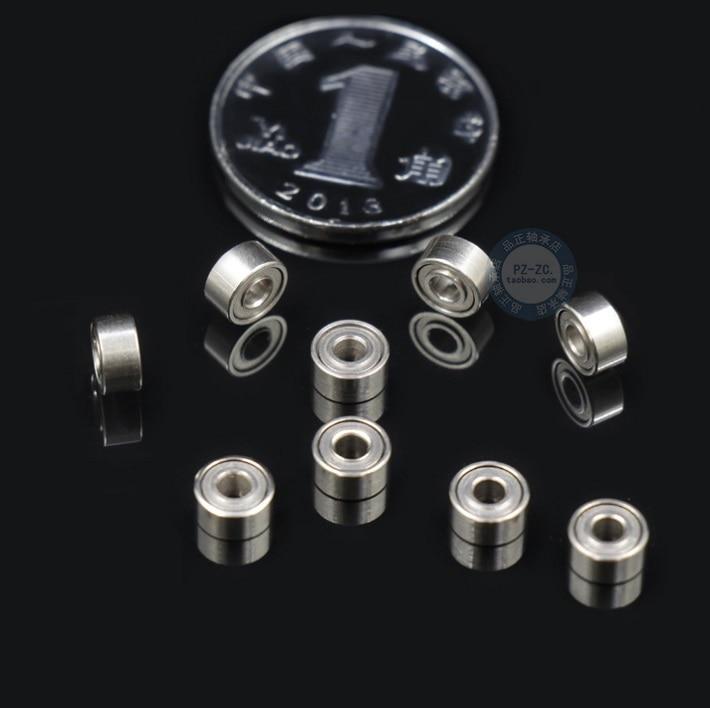 10 шт. 673-2Z 673ZZ MR63 MR63ZZ MR63RS MR63-2Z MR63Z MR63-2RS ZZ RS RZ 2RZ Глубокие шаровые подшипники 3*6*2,5 мм 3*6*2 мм
