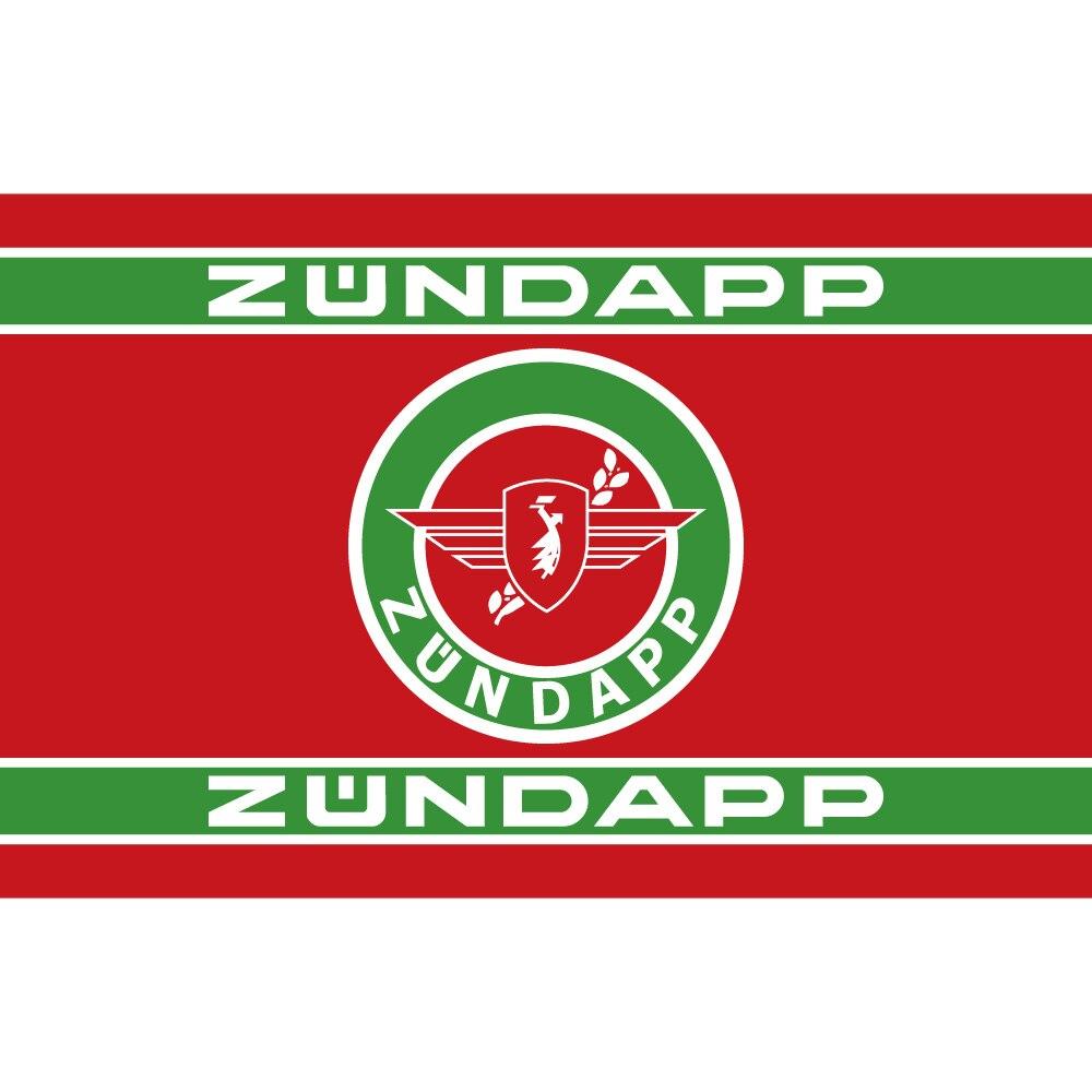 90*150 см 60*90 см полиэстер ZUNDAPP мотоцикл флаг 3X5FT 90x150 см для дома и офиса баннер бар