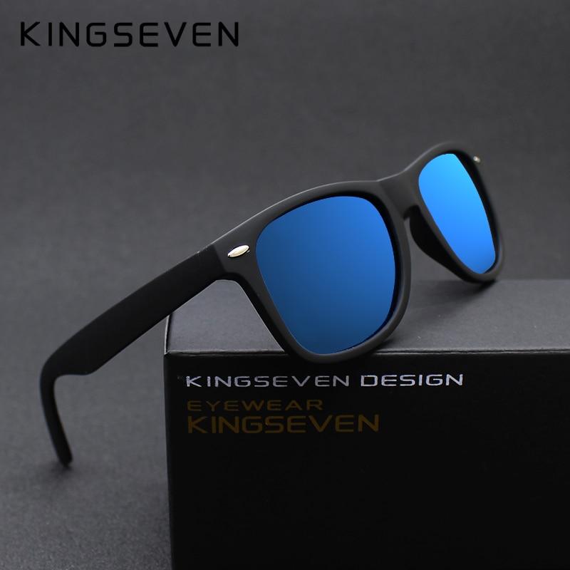54mm Fashion Unisex Square Vintage Polarized Sunglasses mens Polaroid Women Rivets Metal Design Retro Sun glasses gafas oculos