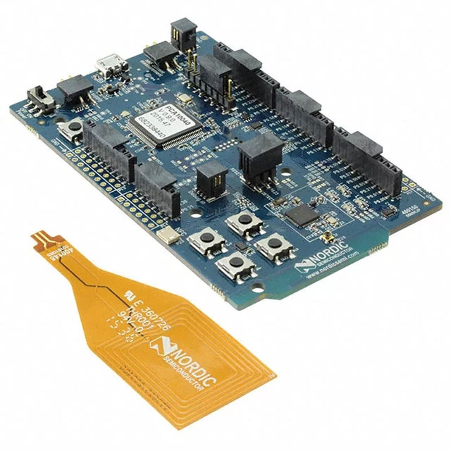 Spot Für NRF52-DK Nordic offizielle Bluetooth entwicklung bord nRF52832 SoC pca10040