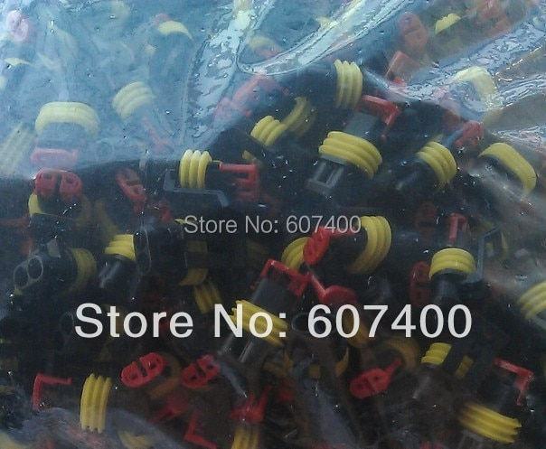 282080-1 CONN PLUG 2POS 1.5 SERIES BLACK car connectors housings terminals 100% new and original parts