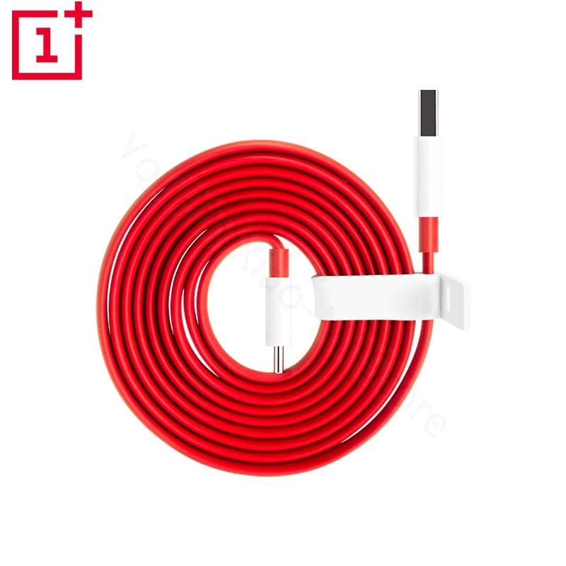 الأصلي OnePlus الاعوجاج كابل 30 واط 100 سنتيمتر/150 سنتيمتر المعكرونة USB نوع C شحن سريع كابل بيانات ل Oneplus 7Pro/7/6T/6/5T/5/3t/3