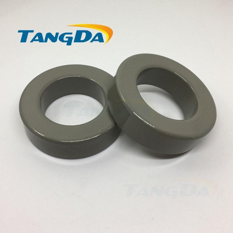 Núcleo de hierro en polvo, T50-3 OD * ID * HT 13*7,7*4,8mm 17.5nH/N2 35uo, núcleo de hierro en polvo de ferrita, núcleo Toroide toroidal gris T50 3 PR