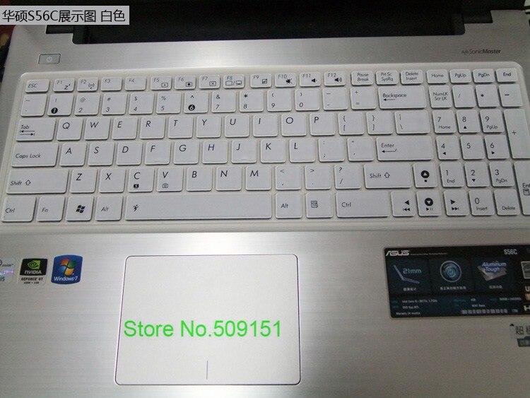 15,6-дюймовый чехол для клавиатуры ноутбука, Защитная пленка для Asus x550vx X550V X550CC X550VC X550VQ X550JX X550JD X550L X550LD