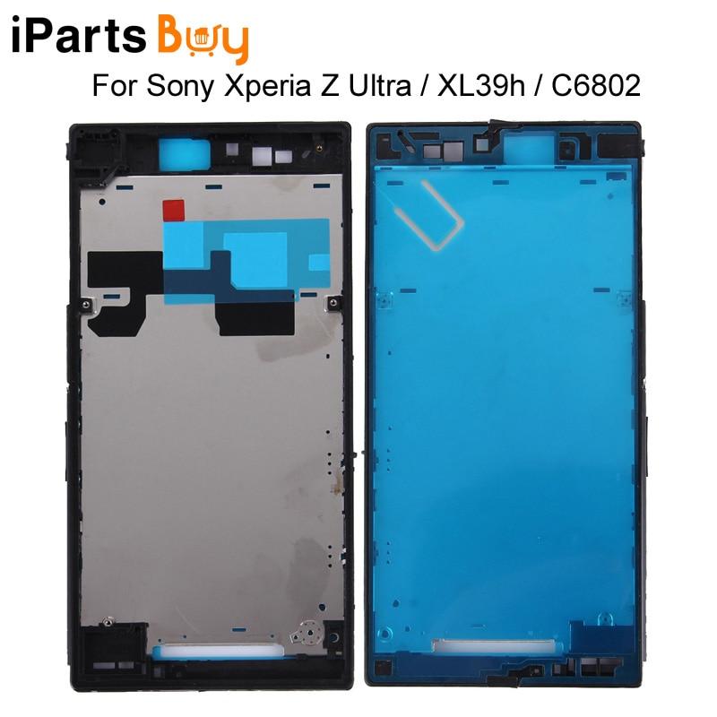 IPartsBuy передняя рамка ЖК-рамка для Sony Xperia Z Ultra / XL39h / C6802