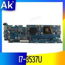 AK TAICHI31 ordinateur portable carte mère I7-3537U CPU 4GB Ram pour For Asus Taichi 31 Test carte mère TAICHI31 carte mère test 100% ok