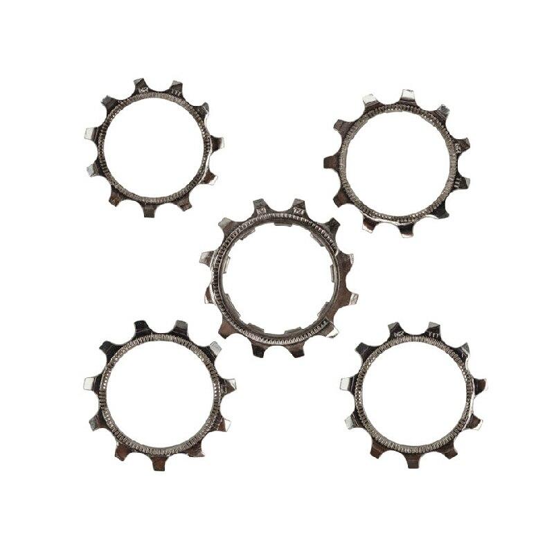 Piñón libre de bicicleta de montaña dientes bicicletas Flywheel 8 velocidades 9 velocidades 11T 12T Chainrings Denticulate piezas de reparación