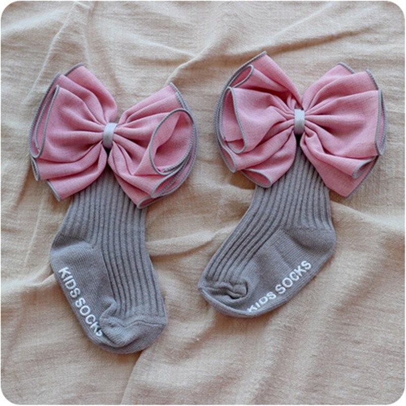 Meias curtas para meninas e crianças, meninas com laço floral, babadas e fritadeiras, 0-4 anos, bebê, princesa, meninas, 0-4 anos
