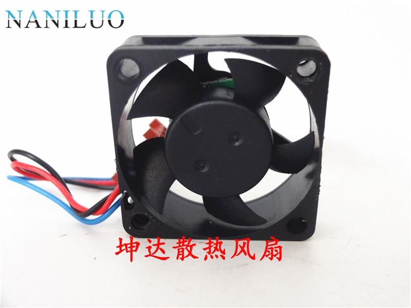AFB0305HA 30x30x10mm 3010 30mm fan 5 V 0.24A 3pin doble rodamiento de bolas, 5 V ventilador de refrigeración por aire de gran volumen