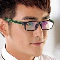 TR90 ספורט קריאת משקפיים מלא רים גברים נשים גמיש חדש לגמרי רטרו Presbyopic משקפיים + 1 + 125 + 150 + 175 + 2 + 250 למעלה איכות