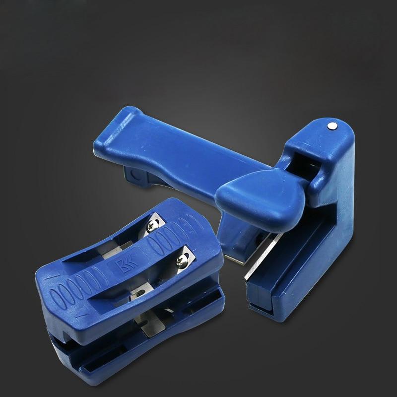 Herramienta Manual para cortar la madera herramienta de máquina para cortar la cola de doble filo
