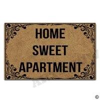 Paillasson de porte dentree en caoutchouc antiderapant   Paillasson de sol amusant pour la maison et lappartement doux  paillasson decoratif dinterieur et dexterieur 18x30