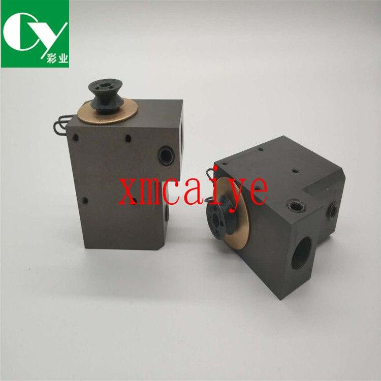 KBA74 sucker 16715219 16715220 pieza de repuesto para la máquina KBA RA-74