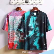 Hip Hop T-shirt Hommes Femmes 2019 Dété Col Rond Hommes de motif Irrégulier T-shirt Streetwear décontracté 3D T Chemises De Danse T Chemise Masculine