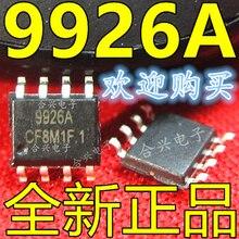 Free shipping 10pcs/lot ME9926 CEM9926 APM9926 9926A SOP8 LCD  MOS SMD new original