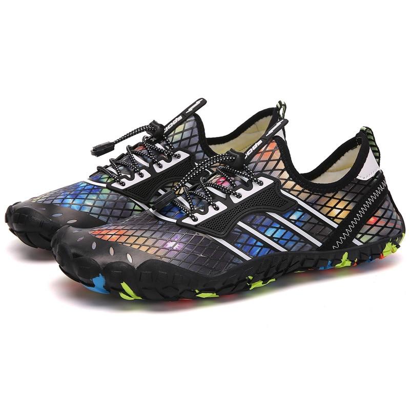 Unisex minimalista Trail Barefoot Runners Cross entrenadores zapatos de senderismo
