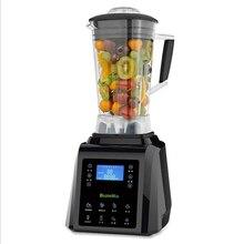 Automatische Digitale Touchscreen 3HP Bpa Gratis 2L Professionele Blender Mixer Juicer High Power Voedsel Processor Groen Fruit Smoothies