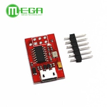 5V Micro USB minuscule AVR fai ATtiny44 usbtinyfai programmeur Module pour Arduino chargeur de démarrage fai microcontrôleur ATTiny45 85