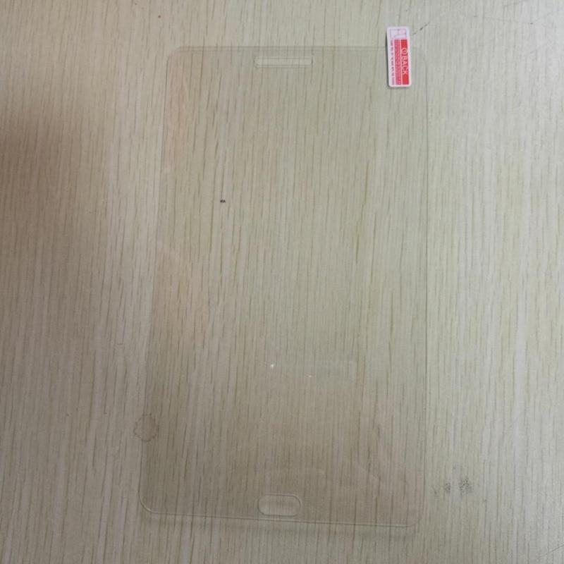Templado protector de pantalla de película de vidrio para Samsung Galaxy Tab A2 S 8,0 T380 T385 SM-T380 SM-T385 Tablet toallitas de limpieza sin caja