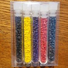 15g farbe pigmente für Plastimake Form Shifter Sache PCL Polymorph Formbare Kunststoff für Prototyp hobby-Nutzung