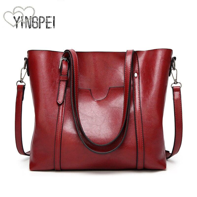 Women Bag Designer New Fashion Casual shoulder bag Luxury women's handbags quality PU Brand European style Large capacity