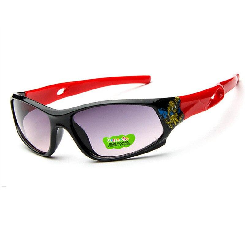 Óculos de sol infantil gilrs, óculos de sol com revestimento seguro uv 400
