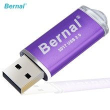 Mini clé usb 2.0 en métal Bernal lecteur flash 16GB 32GB 64GB 128GB 256GB cadeau clé USB livraison gratuite