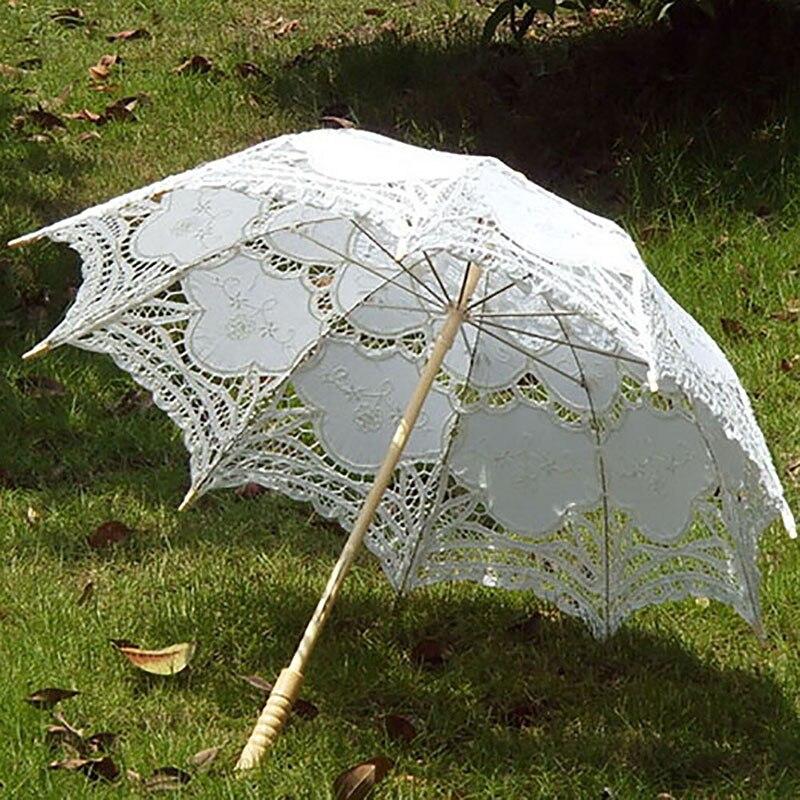 Artesanal para Decoração de Casamento Feito à Mão para Decoração de Natal Guarda-chuva Mais Novo ob
