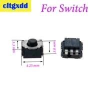 cltgxdd 50pcslot lr lb rb micro switch button microswitch buttons for 2ds 3ds 3dsxl 3dsll new 3ds 3dsxl 3dsll switch button