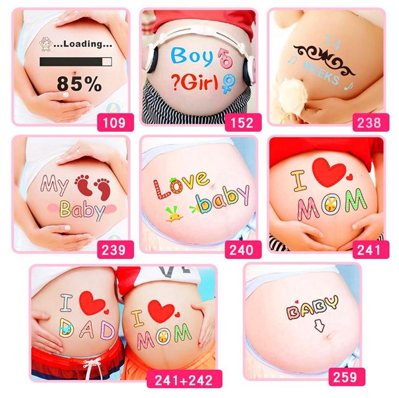 para-las-mujeres-embarazadas-terapia-envio-gratis-maternidad-foto-atrezo-embarazo-fotografias-del-vientre-de-pintura-foto-pegatinas