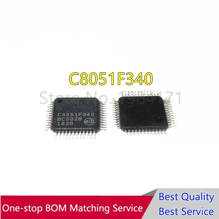 20 piezas C8051F340 C8051F340-GQR nuevo