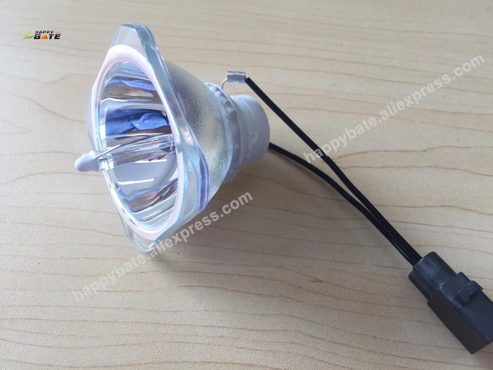 HAPPYBATE الأصلي العارية مصباح ELPLP67 ل EB-W16 EB-W16SK EB-X02 EB-X11 X11H X12 X14 X15 TW480 ، TW550 مع 180 أيام بعد تسليم