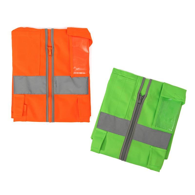 Roheline või oranž helkurvest
