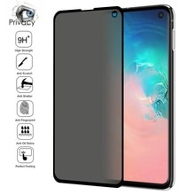 Tempered Glass For Samsung Galaxy Note 20 S20 Ultra S10 S9 Plus S10e Privacy Film Peep Screen Protector for Samsung S20 Plus