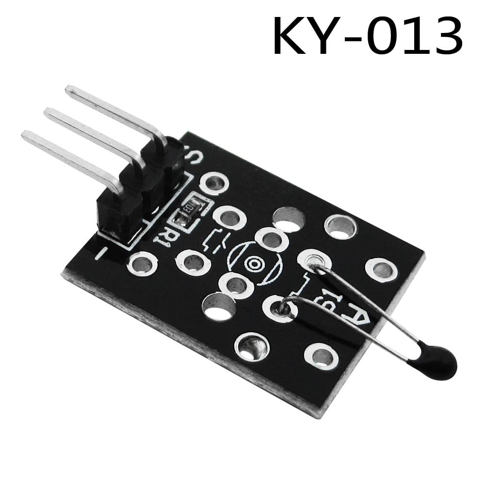10PCS Smart Electronics 3pin KY-013 Analog Temperature Sensor Module