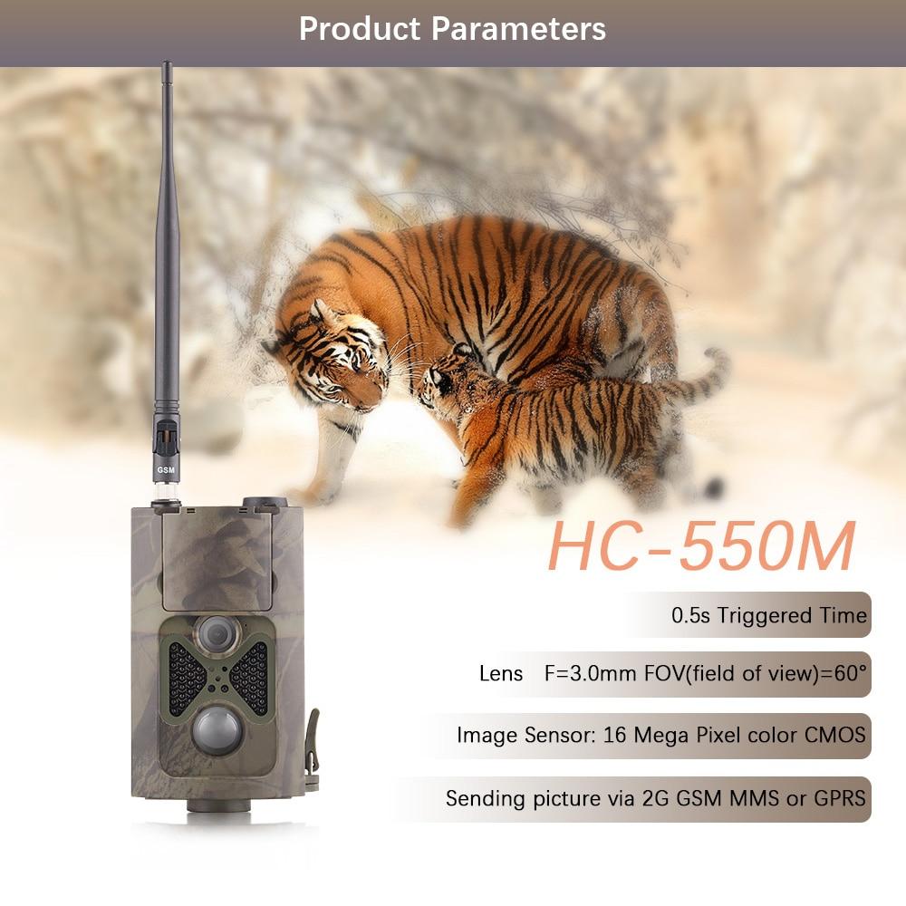 HC-550m Trail huntinggamecamera huntingfoto trap animal cam scout deerfeeder chassetrampas para cazar security guard недорого