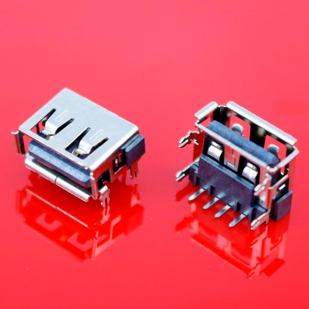 1 piezas Shenzhou Lenovo HP ACER TCL Toshiba portátil USB interfaz comunes ultra corta interfaz USB de alta calidad de nosotros -019