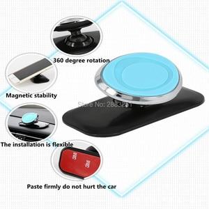 Magnetic 360 Rotation GPS Magnet Phone Car Phone Holder for saab key 9-3 9-5 emblem 93 evening dress 95 900 9000 car accessories