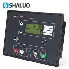 Panneau de commande et commande   Remplacer Original, contrôleur DSE5110 LCD générateur, partie de générateur diesel, panneau de circuits électroniques