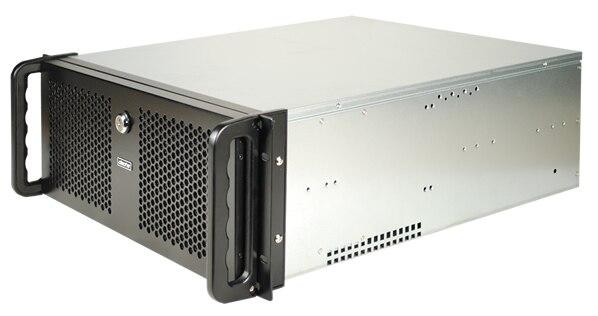 4U D415N, 550MM, largo bastidor para Internet, café, KTV, caja del servidor