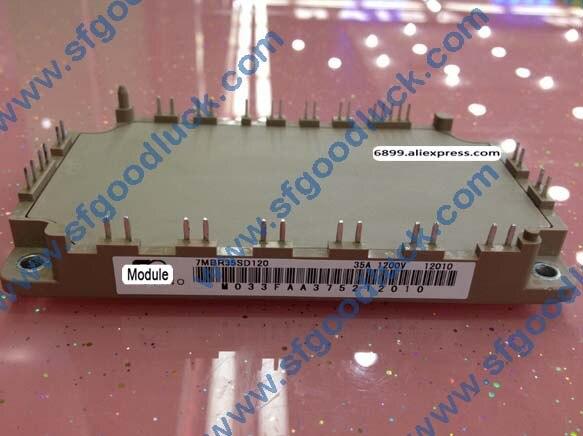 Transistor IGBT 7MBR35SD120 PIM Módulo N-CH 1200 V 35A