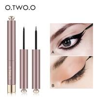 O.TWO.O Professional Thin Liquid Eyeliner Pen Silk Eye Liner Pencil 24 Hours Long Lasting Water-Proof Eyes Makeup Tools