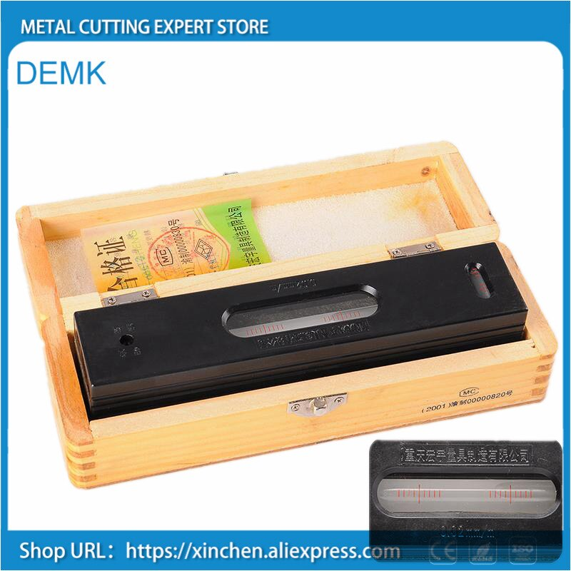 machine tool,Level instrument 100mm,blister level for machine maintenance,machine adjustment,table correction,precision 0.05mm