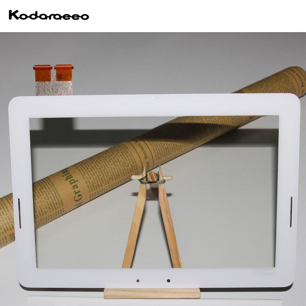 Kodaraeeo para Asus Transformer Pad TF303 TF303K TF303CL K014 Panel de cristal digitalizador de pantalla táctil envío gratis