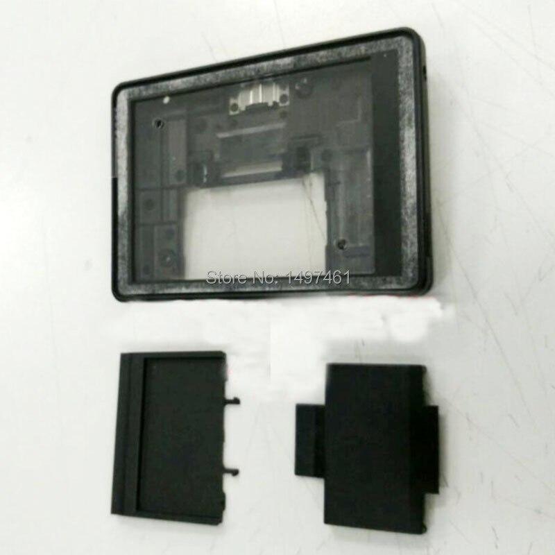 4piece suit LCD screen Protective shell LCD frame Repair part For Sony DSC-HX300V HX400V HX300 HX400 Digital camera