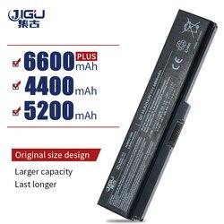 Jigu atacado nova bateria do portátil para toshiba 3634, m52, 220c, 253e/3 w, L510-015, PA3634U-1BAS, 1brs, 1bam, 6 células