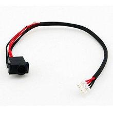 WZSM DC Power Jack Cabo Para SAMSUNG NP-X420 X520 NP-N128 N130 N140 R518 R519 R520 NP-R522 R620 Q320 Q430 R780 NP-R518 R519 E522